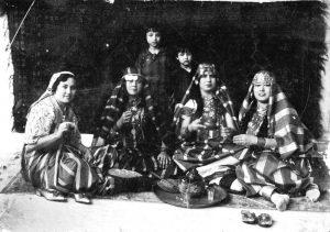 mujeres judias libias