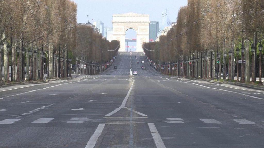 París-vacío-SkyNews mundial