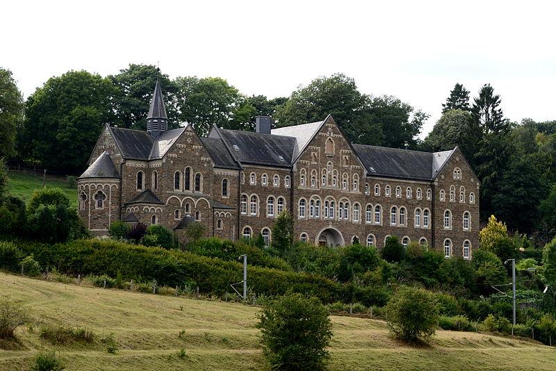 Convento-de-Cinqfontaines holocausto