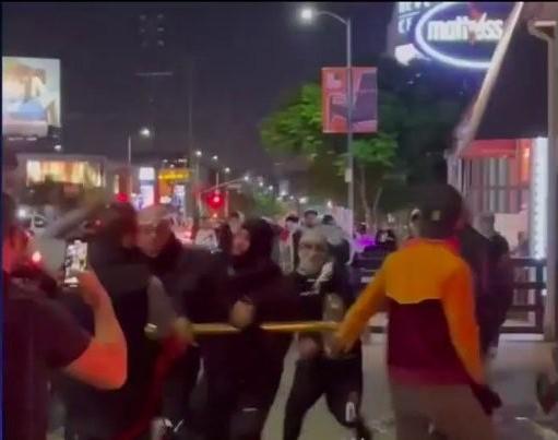 Ataque-restaurant-en-LA-LA-Daily-News Incidentes